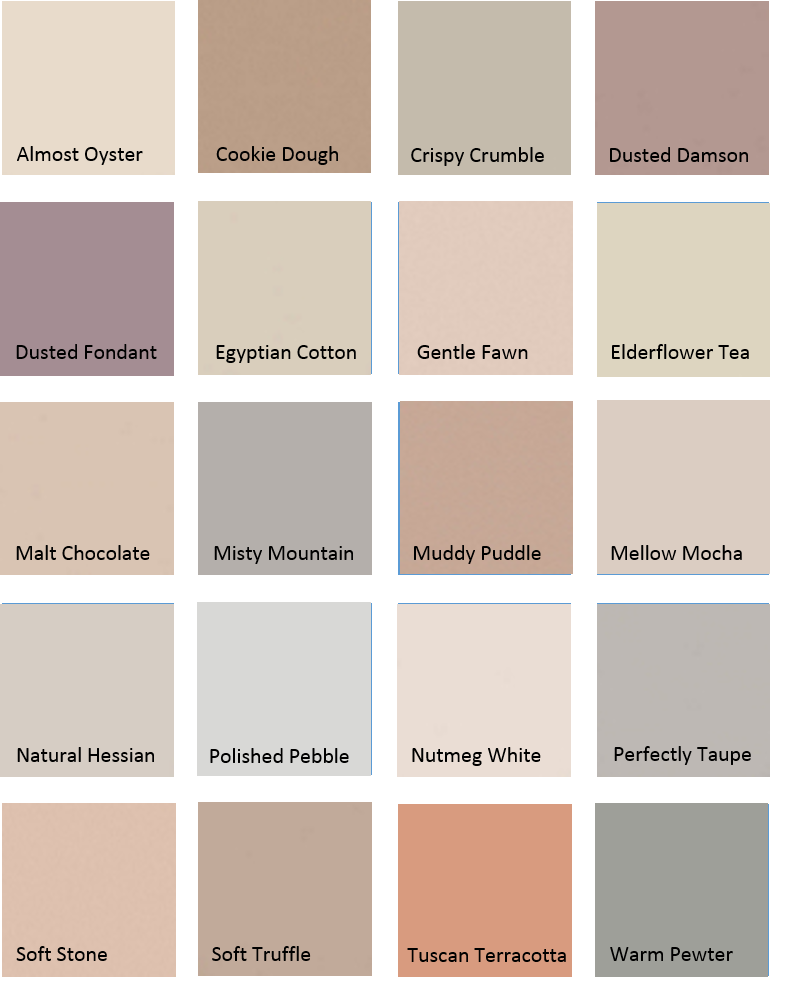 Dulux Most Popular Grey Paint Colours: Dulux Colour Emulsion 5ltr – Warm Neutrals