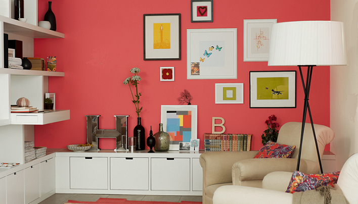 Feature wall collection